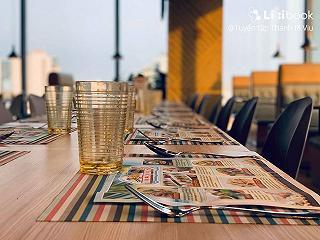 hoang yen buffet - pearl plaza