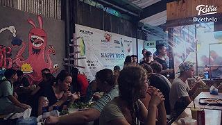 benthanh street food market - thu khoa huan