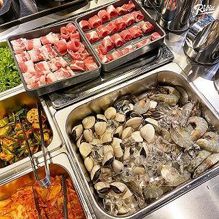 yasuo korean tekkbokkl buffet