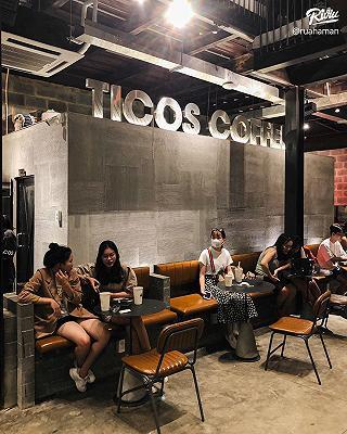 ticos coffee - phan van tri