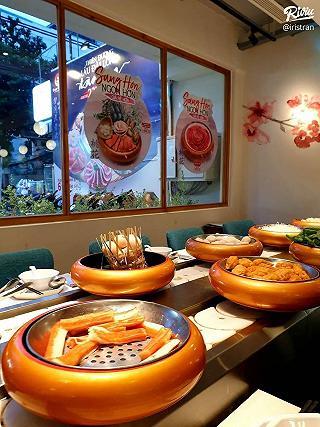 dao hua - taiwanese hotpot - hoang hoa tham