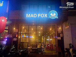 mad fox cafe