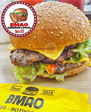 bmao hamburger & hotdog
