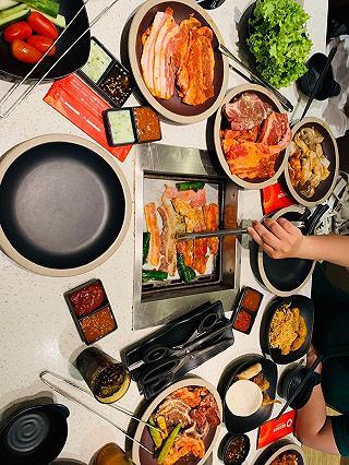 seoul garden - buffet lau & nuong 🥩🍲
