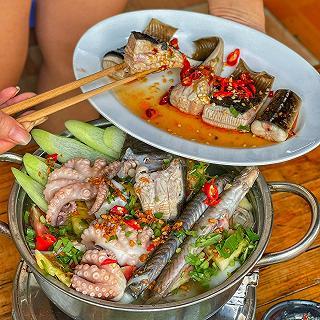 lẩu cá duối giảm giá sốc chỉ còn 99k có rẻ quá không dao ⁉️⁉️⁉️