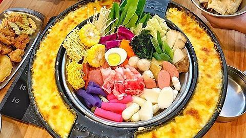 Tổng hợp lẩu tokbokki cho tín đồ món Hàn