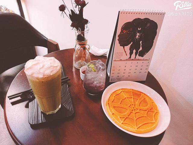marvelstore & coffee - hoa lan