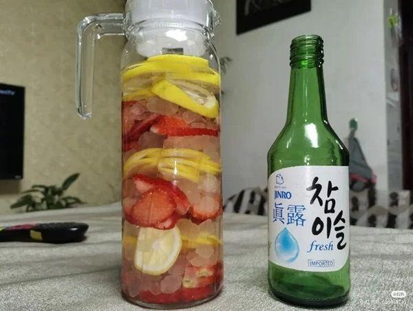 "bo tui bi kip pha cocktail soju ""sang chanh"" don tet duong lich tai nha - anh 12"