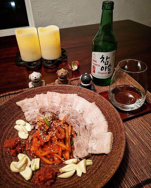 "bo tui bi kip pha cocktail soju ""sang chanh"" don tet duong lich tai nha - anh 16"