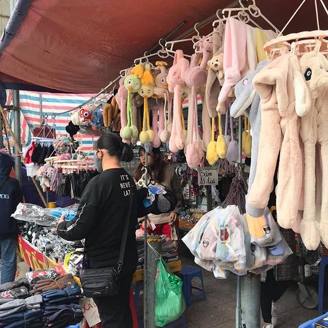 "shopping tung bung cuoi nam tai tttm xanh market ""sang chanh"" nhat ha noi - anh 19"