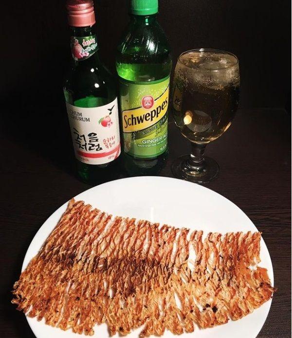 "bo tui bi kip pha cocktail soju ""sang chanh"" don tet duong lich tai nha - anh 11"