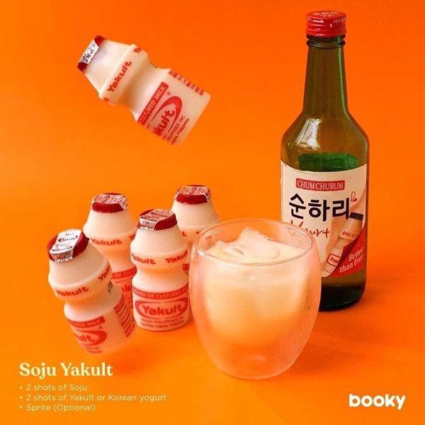 "bo tui bi kip pha cocktail soju ""sang chanh"" don tet duong lich tai nha - anh 4"