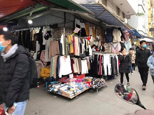"shopping tung bung cuoi nam tai tttm xanh market ""sang chanh"" nhat ha noi - anh 10"