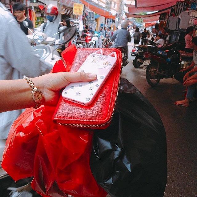"shopping tung bung cuoi nam tai tttm xanh market ""sang chanh"" nhat ha noi - anh 28"
