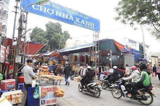 "shopping tung bung cuoi nam tai tttm xanh market ""sang chanh"" nhat ha noi - anh 43"