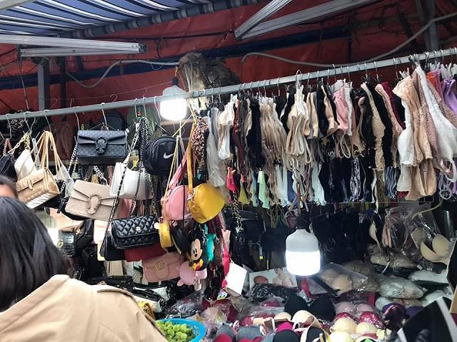"shopping tung bung cuoi nam tai tttm xanh market ""sang chanh"" nhat ha noi - anh 15"