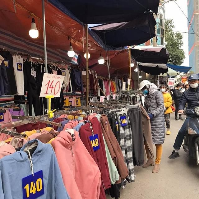 "shopping tung bung cuoi nam tai tttm xanh market ""sang chanh"" nhat ha noi - anh 4"