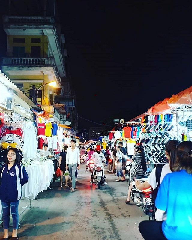 "shopping tung bung cuoi nam tai tttm xanh market ""sang chanh"" nhat ha noi - anh 29"