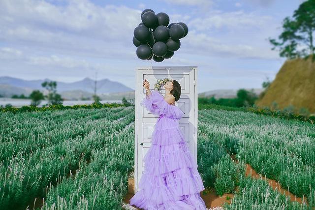 xuất hieôn cánh dồng hoa lavender tím ngắt lớn nhất dà laot, sống ảo bao xuất sắc - anh 4
