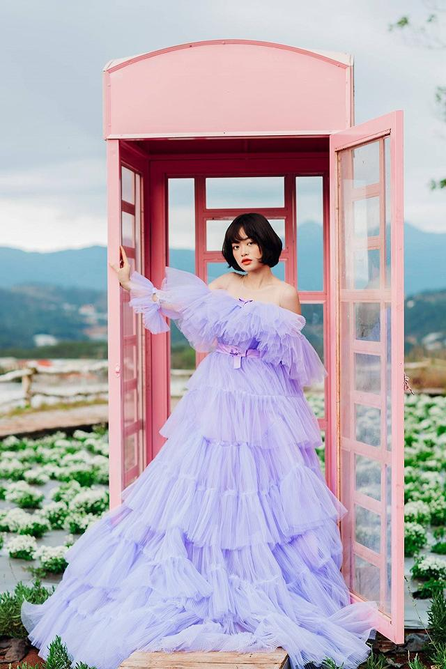 xuất hieôn cánh dồng hoa lavender tím ngắt lớn nhất dà laot, sống ảo bao xuất sắc - anh 6