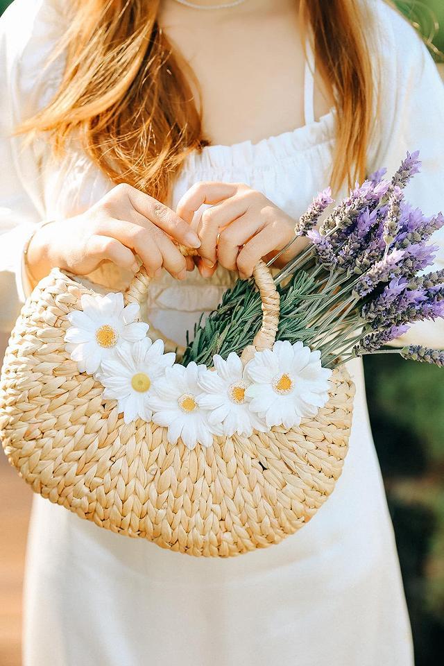 xuất hieôn cánh dồng hoa lavender tím ngắt lớn nhất dà laot, sống ảo bao xuất sắc - anh 22