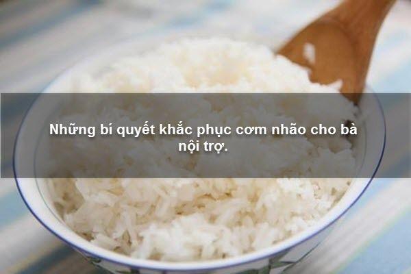 meo khac phuc com nhao cho thanh com ngon cuc don gian ma ban nen biet - anh 1