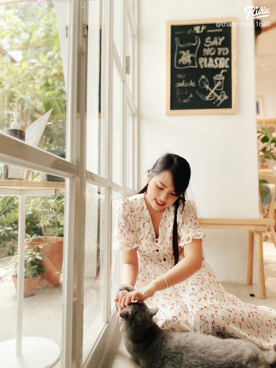 cafe moc little farm. diem song ao cuc chat cho team me vintage - anh 26
