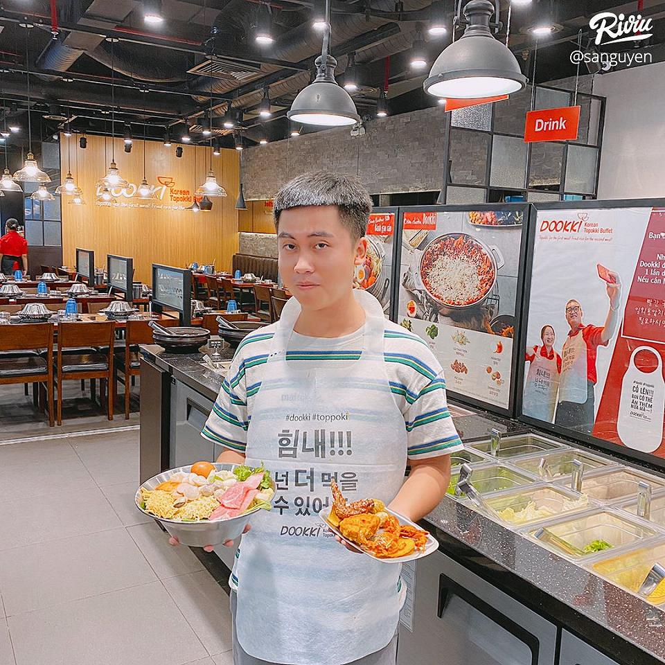 an lau buffet tokbokki han quoc chi 139k - anh 13