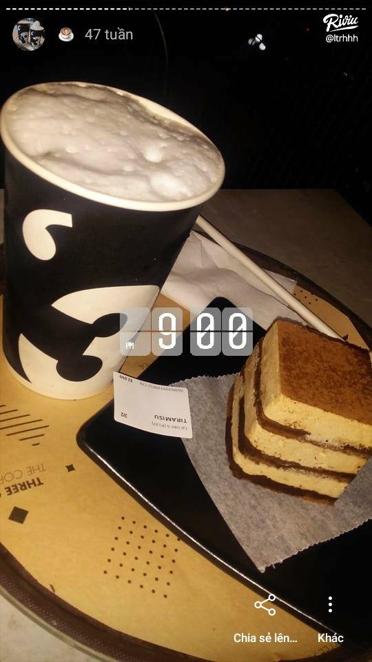 three o'clock  - anh 14
