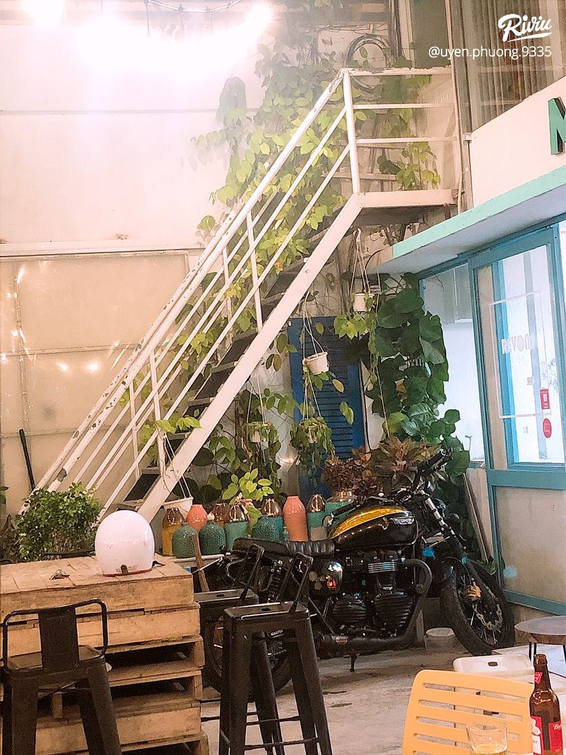 mot chiec cafe va cho hen ho ly tuong view song 💕🌻 - anh 6