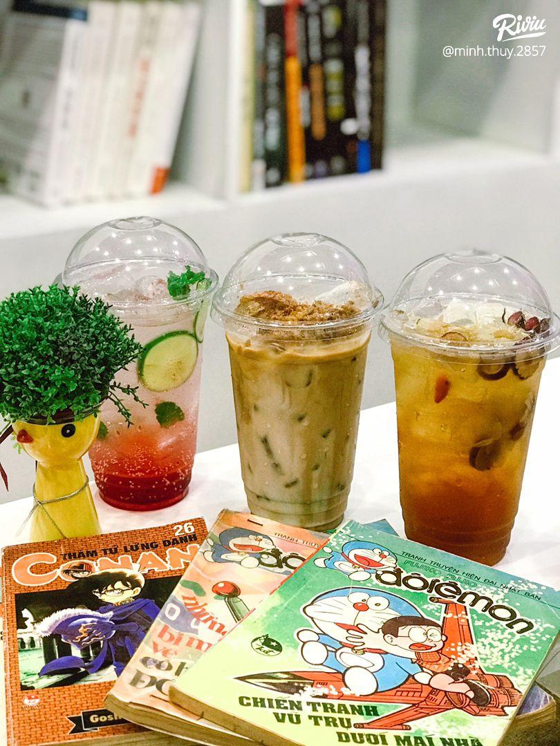 cafe sach chi danh rieng cho couple - chong chi dinh may dua fa  - anh 4