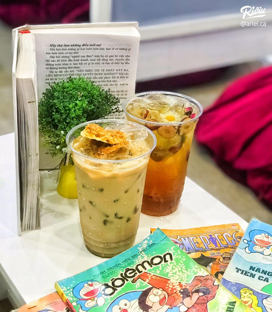 cafe sach voi khong gian rieng tu chi danh cho may dua co bo thoi nha :))) - say no voi hoi e ben vung - anh 4