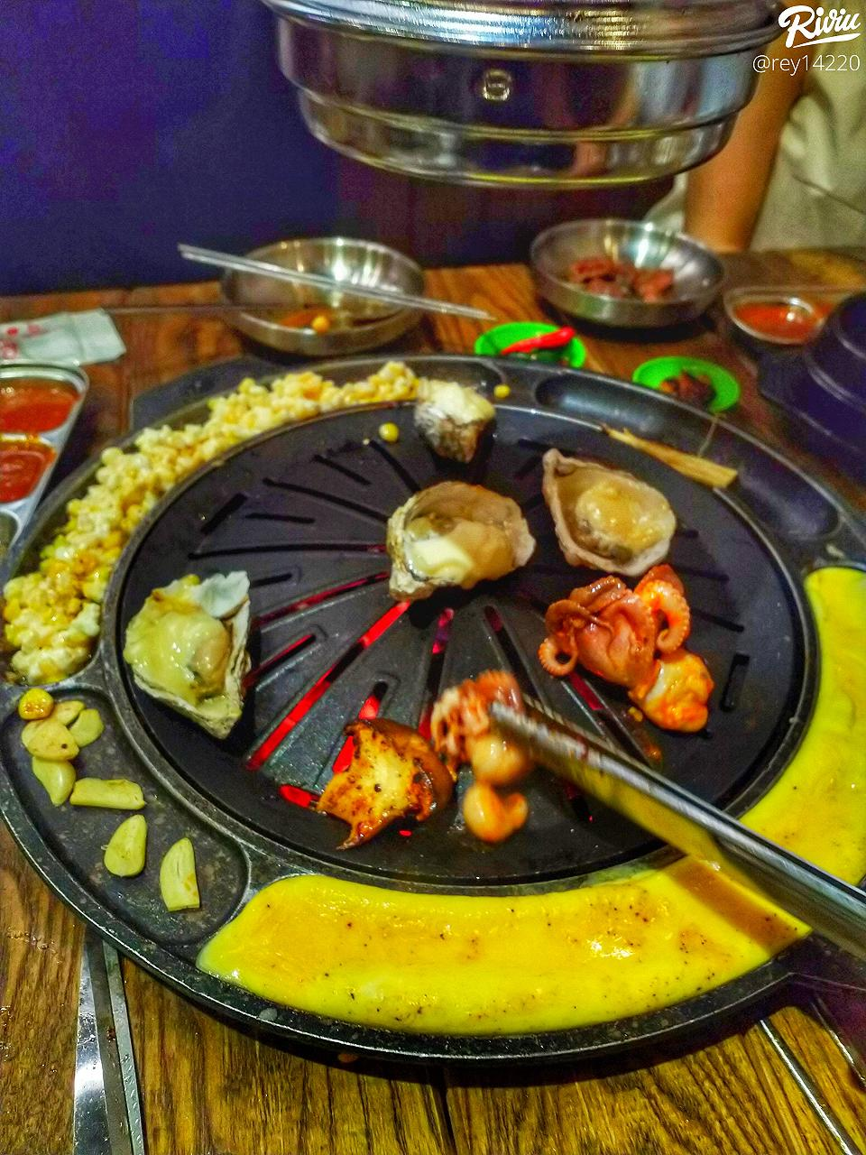 buffet thit nuong han quoc bros bbq 299k - anh 2