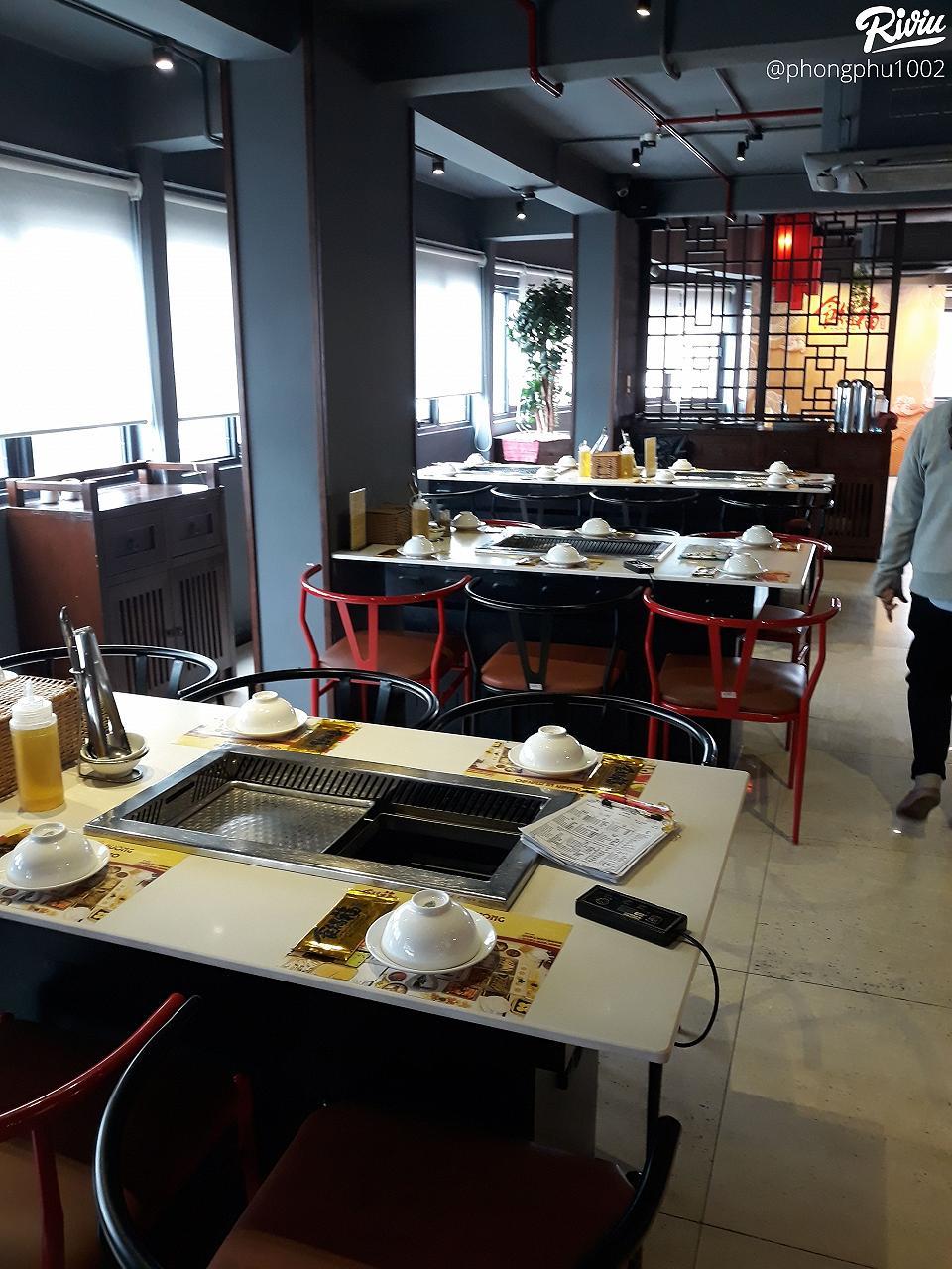 10* cho buffet lau nuong 180k sik dak food - anh 13