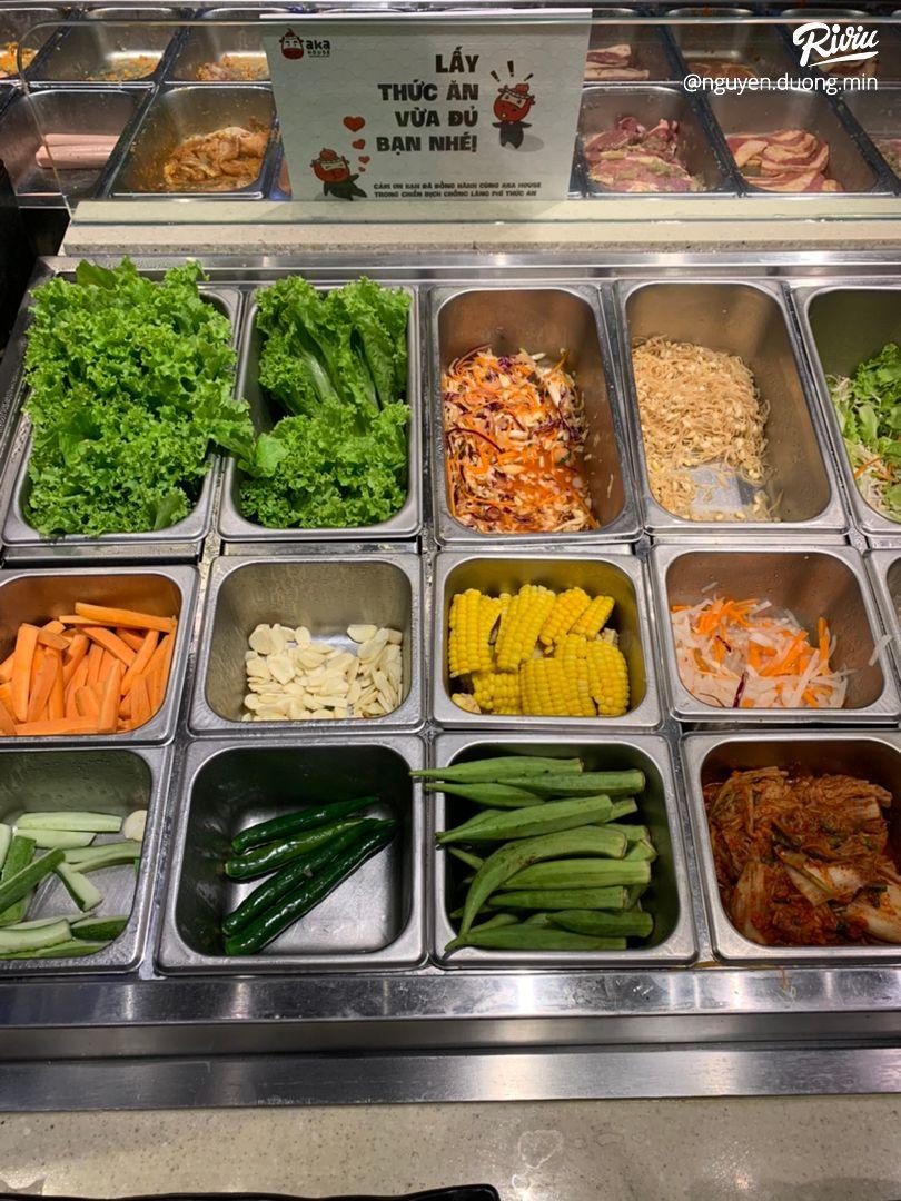 buffet nướng siêu hấp dẫn cùng với vô số các loaoi thiot - anh 9