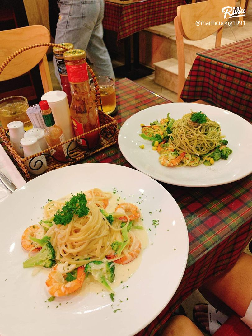thien duong my y - pasta paradise - anh 2