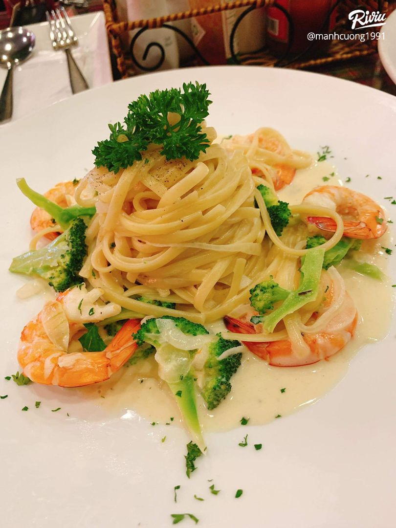 thien duong my y - pasta paradise - anh 1