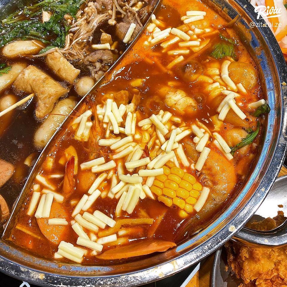 buffet tokpokki di 4 tang 1 chi 87k/ nguoi - anh 6