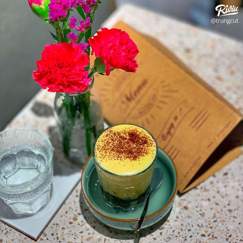 healthy voi list mon nuoc thanh nhiet - mat lanh o homies coffee - anh 5