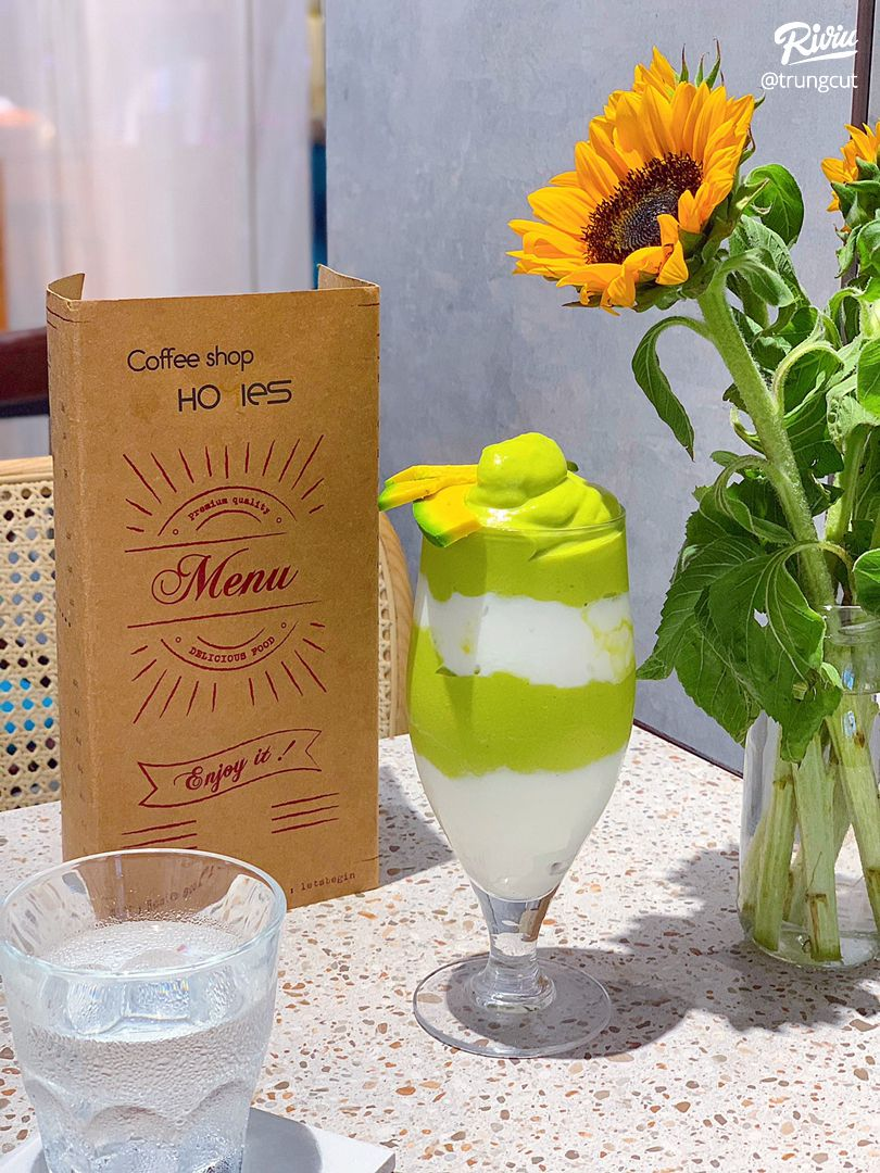 healthy voi list mon nuoc thanh nhiet - mat lanh o homies coffee - anh 6