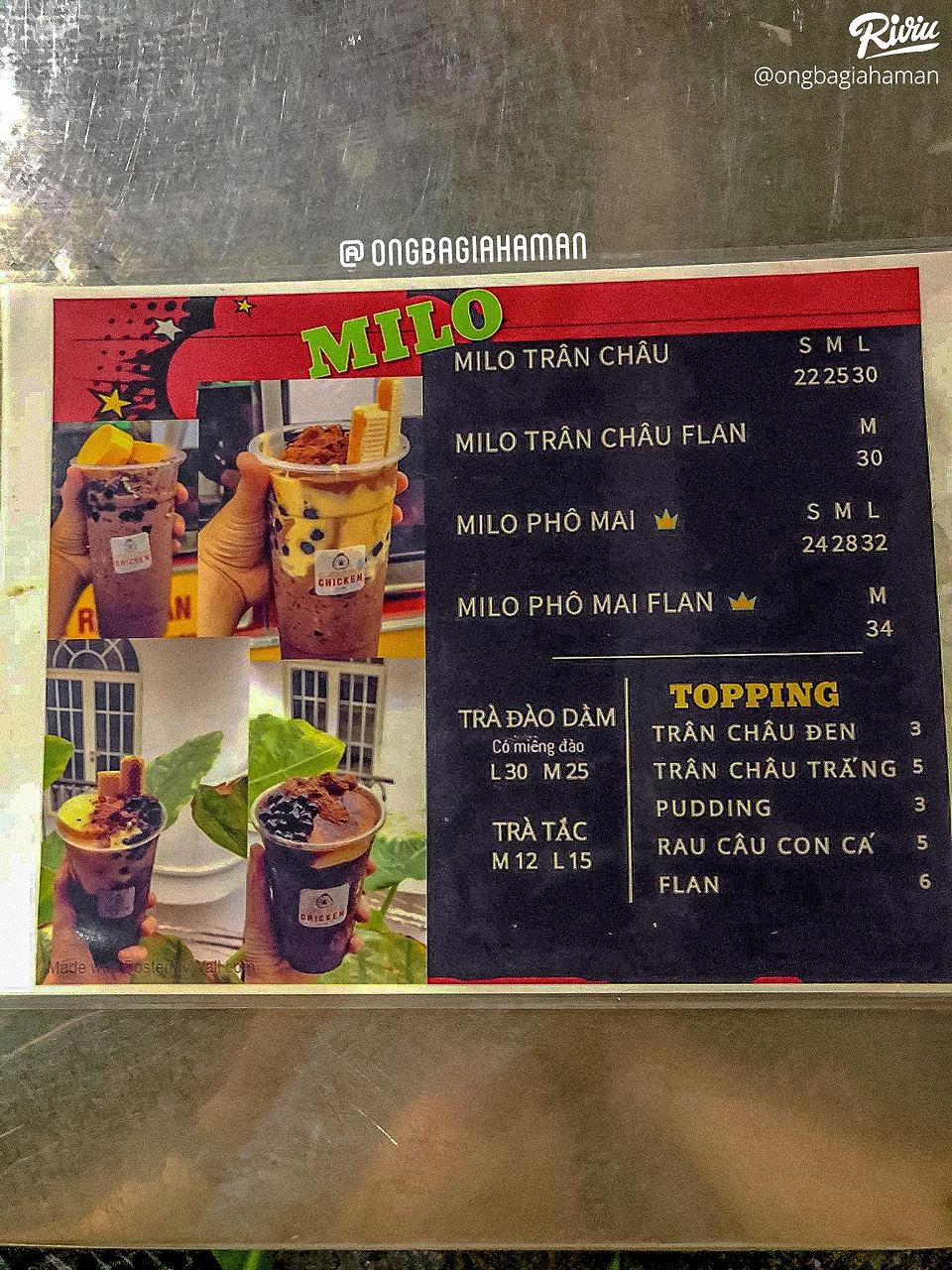 cheese chicken - milo dam & ga ran - anh 10