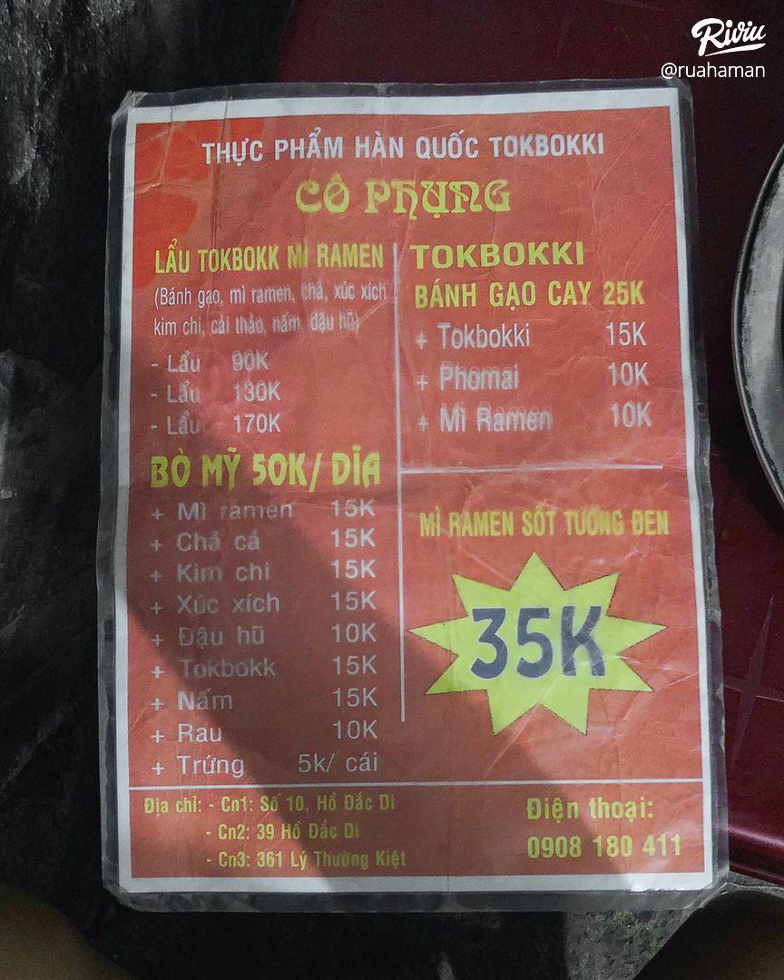 tokbokki co phung - anh 7