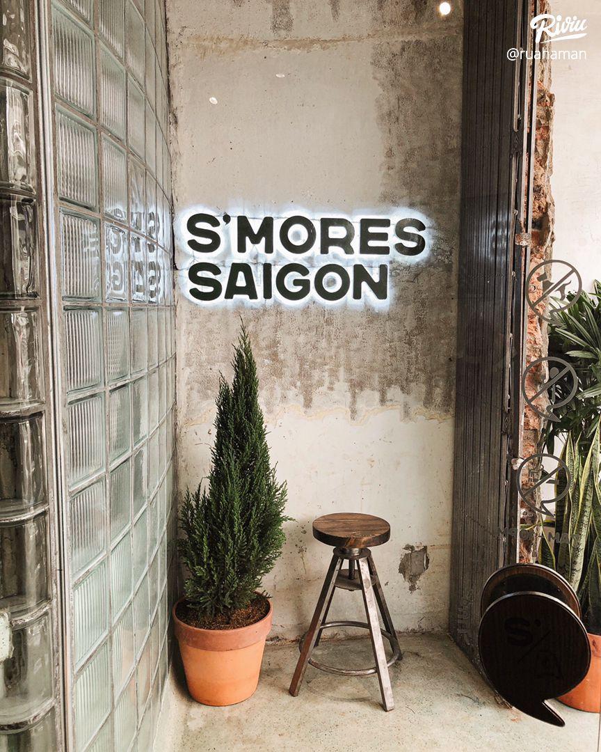 s'mores saigon caffe - anh 5
