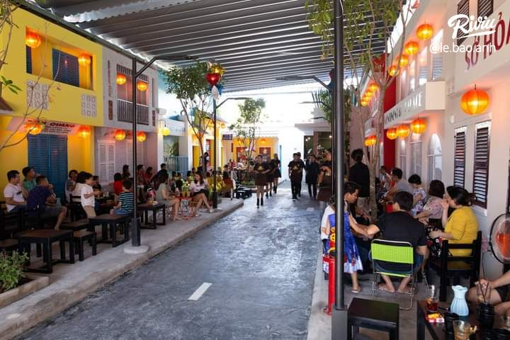 cafe _ tra chanh pho xua - anh 2