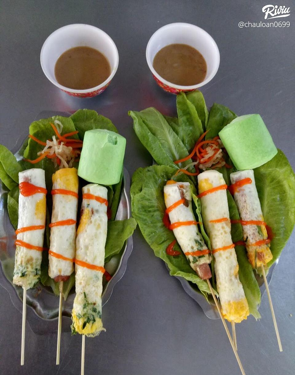 banh xeo co them - anh 1