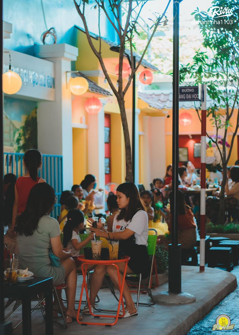 cafe _ tra chanh pho xua  - anh 10
