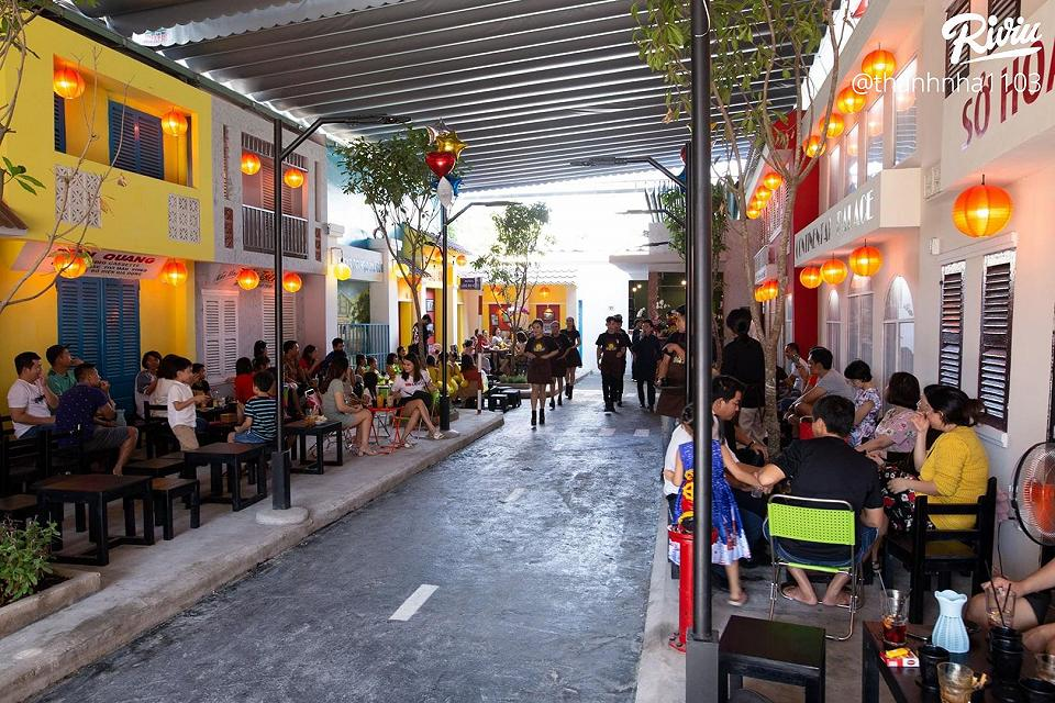 cafe _ tra chanh pho xua  - anh 8