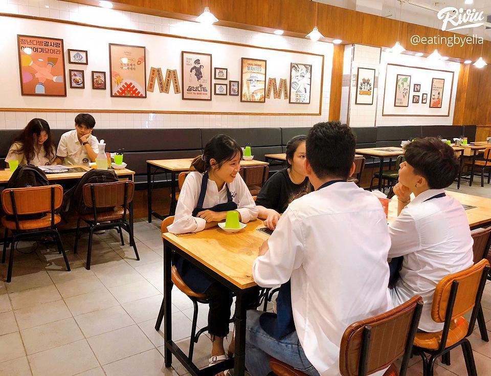 ❌keo nhau di an lau tokbokki young dabang giam 50% nao nao 😱 - anh 8
