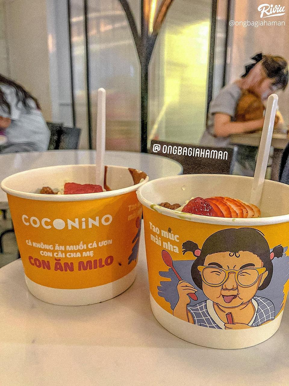 coconino - milo dam da bao - anh 1