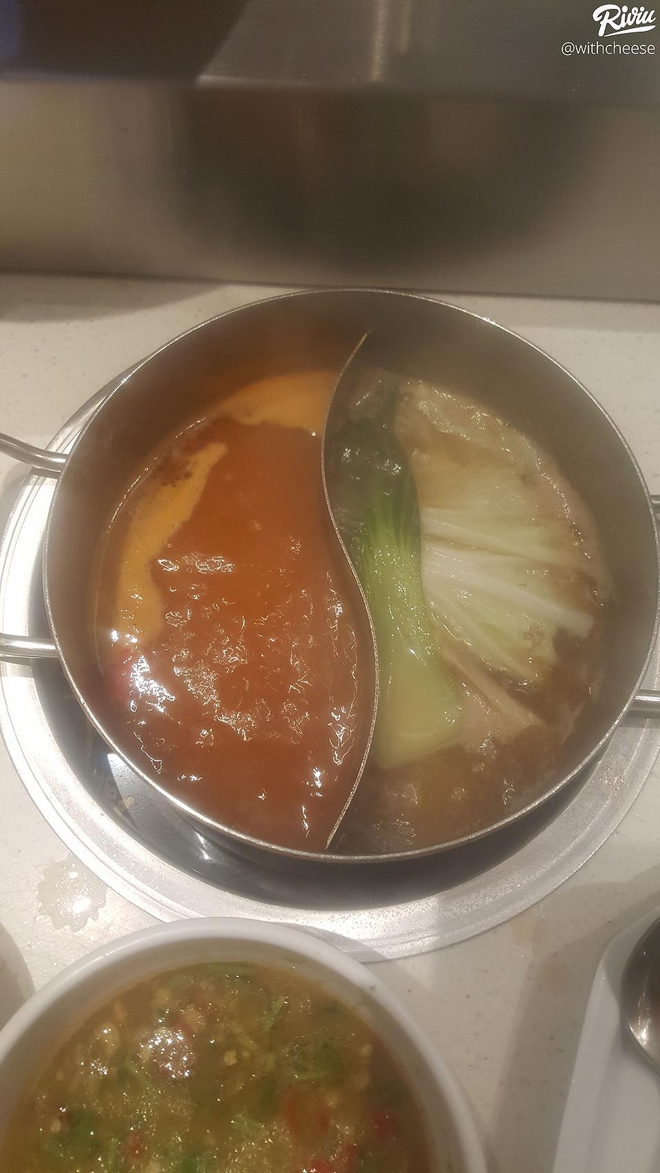 thien duong lau dai loan dao hua - taiwanese hotpot paradise - anh 4